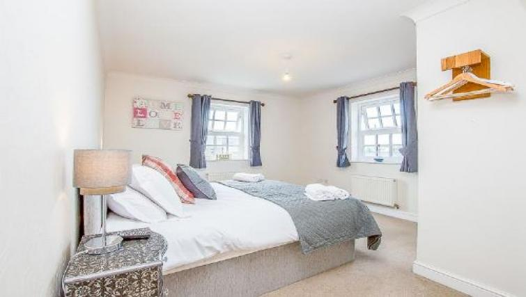 Bright bedroom at The Boulevard Apartment - Citybase Apartments