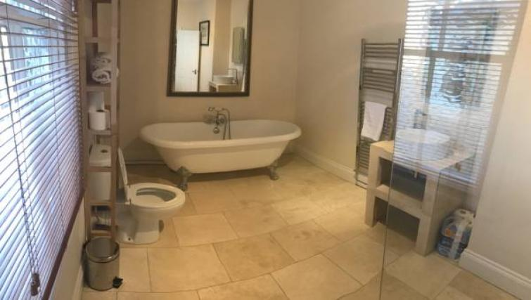Bathroom at The Milfield Apartment - Citybase Apartments