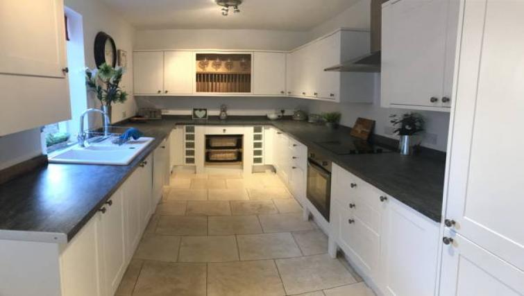 Kitchen at The Milfield Apartment - Citybase Apartments