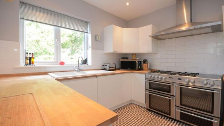 Kitchen at Woodlea House - Citybase Apartments