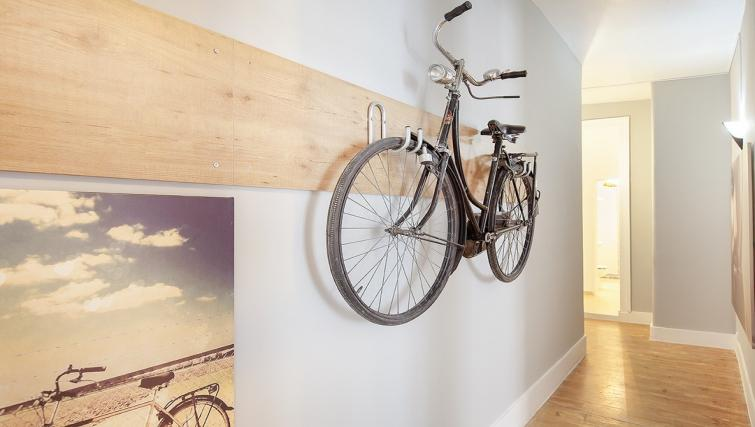 Bike at the Bairro do Amor Apartment - Citybase Apartments