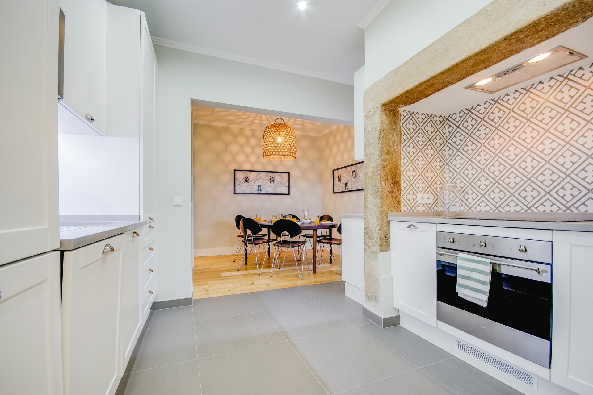 Oven at Prata Apartments - Citybase Apartments