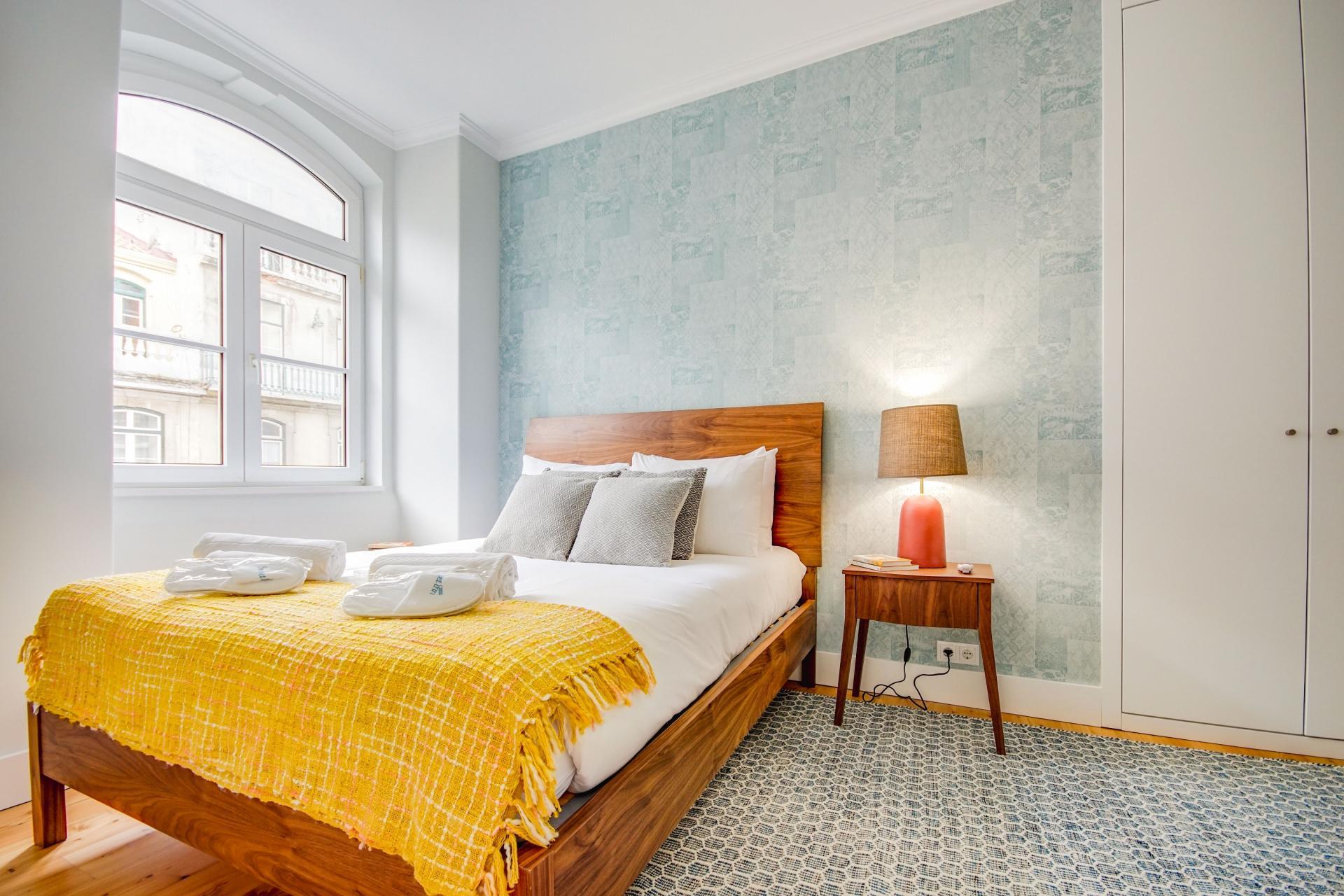 Double room at Prata Apartments - Citybase Apartments