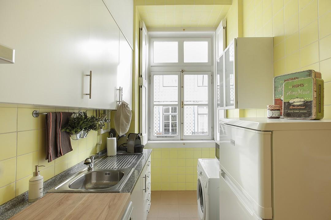 Kitchen facilities at Prata Apartments - Citybase Apartments