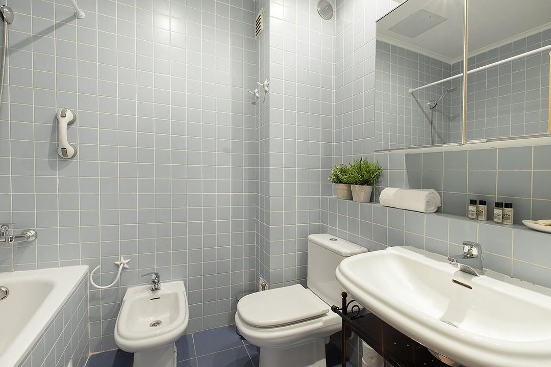 Sink at Prata Apartments - Citybase Apartments