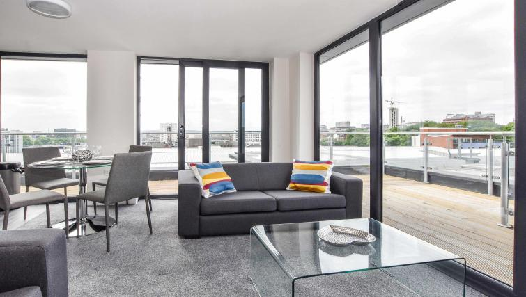 Furnishings at the Victoria House Apartments - Citybase Apartments