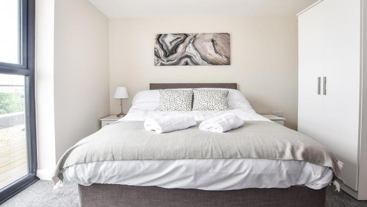 Beds at the Victoria House Apartments - Citybase Apartments