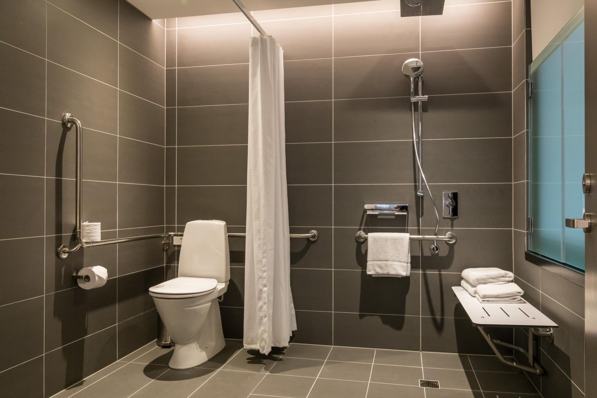 Wheelchair accessible at Brisbane Capri by Fraser - Citybase Apartments