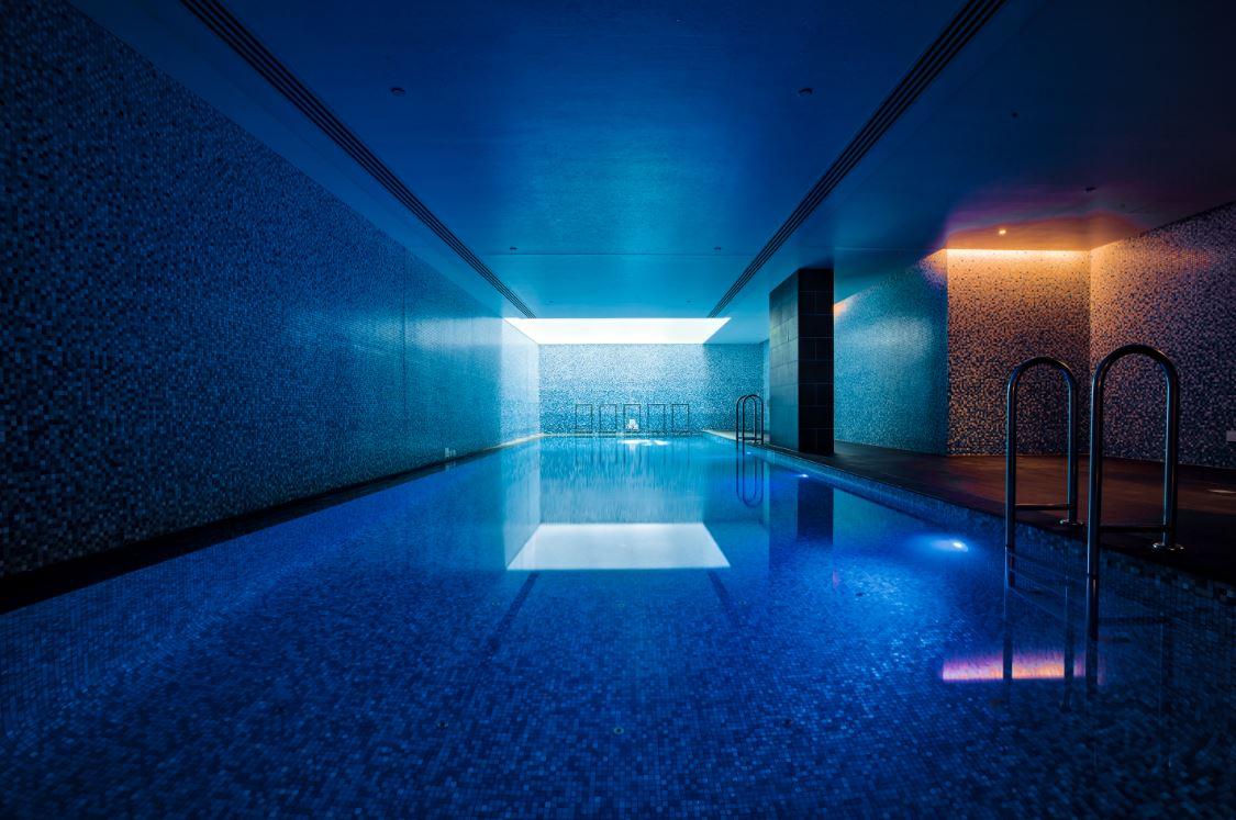 Swim  at Brisbane Capri by Fraser - Citybase Apartments