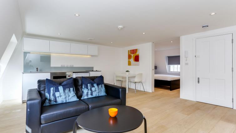 Furnishings at the Kings Cross Serviced Apartments - Citybase Apartments