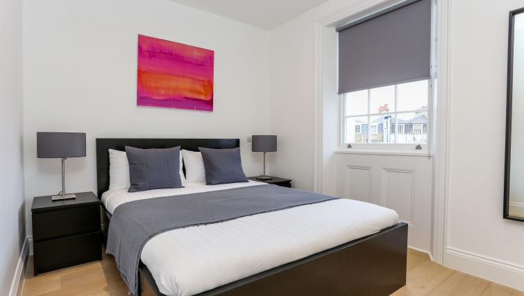 Cosy bed at the Kings Cross Serviced Apartments - Citybase Apartments