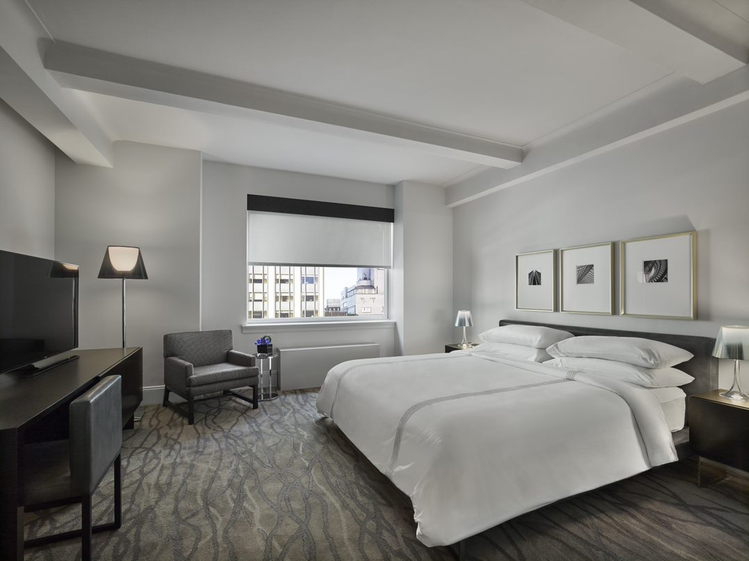 Window at AKA Central Park, Midtown East, New York - Citybase Apartments