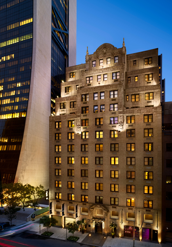 Building at AKA Central Park, Midtown East, New York - Citybase Apartments