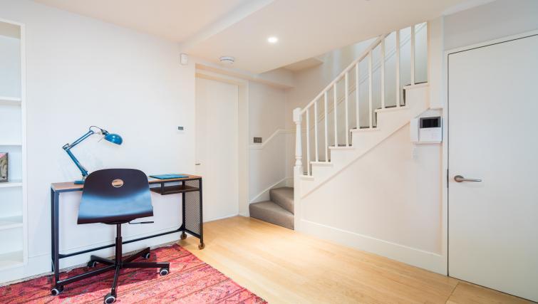 Bedroom decor at the Chelsea Villa Apartment - Citybase Apartments