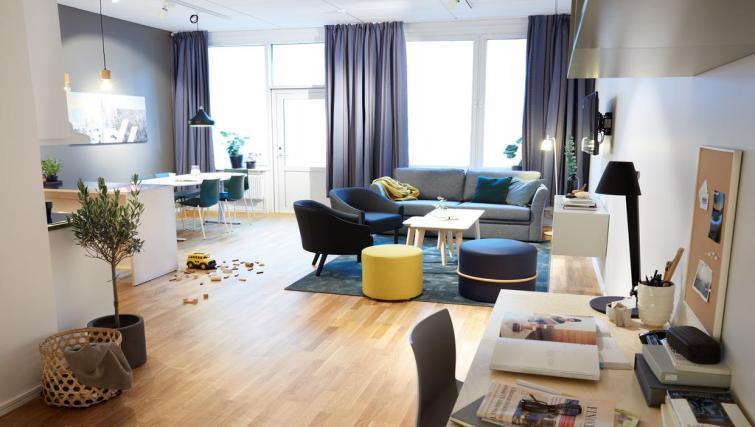 spacious apartment at Forenom Aparthotel Stockholm Kista - Citybase Apartments