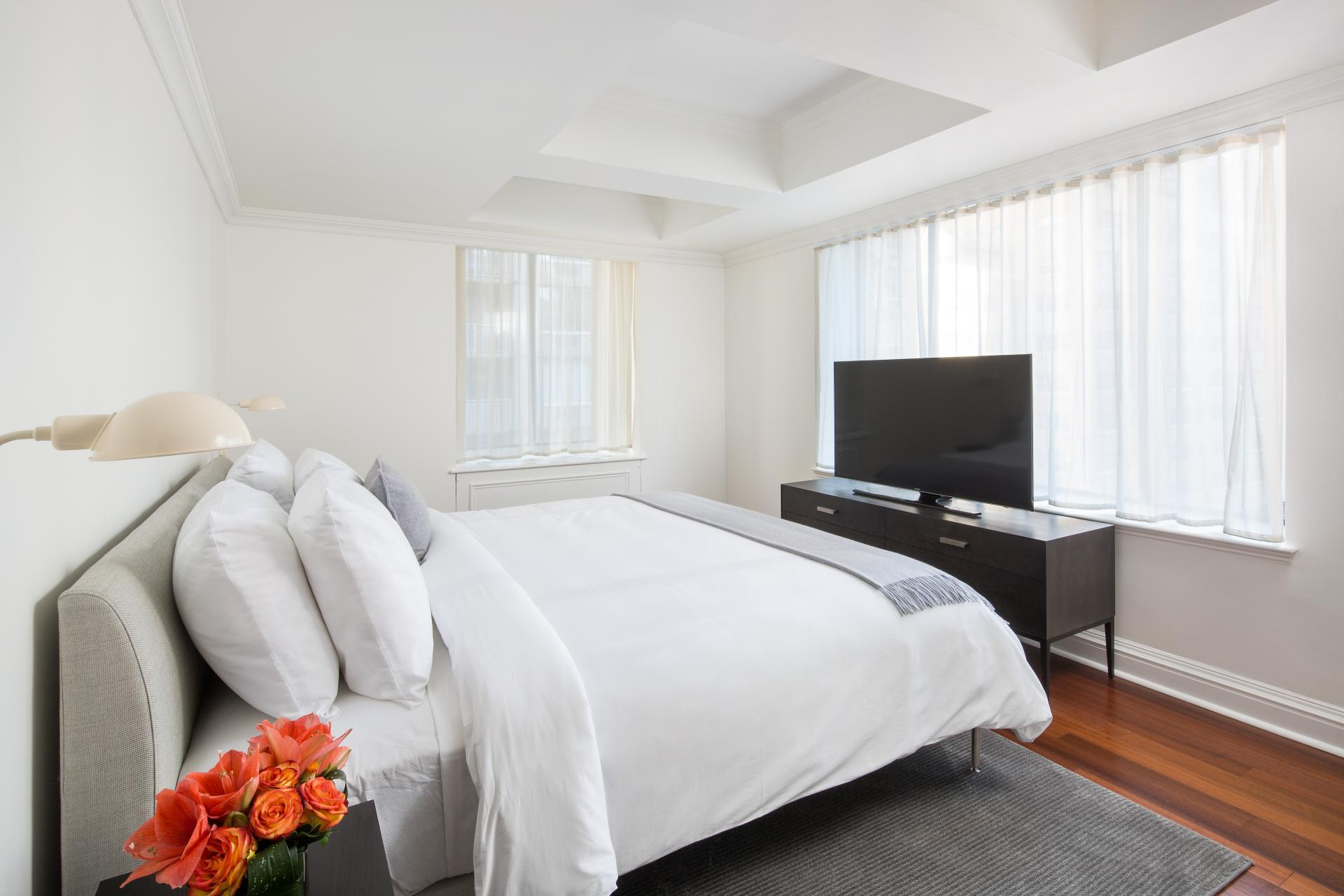 TV at AKA Sutton Place, Midtown East, New York - Citybase Apartments