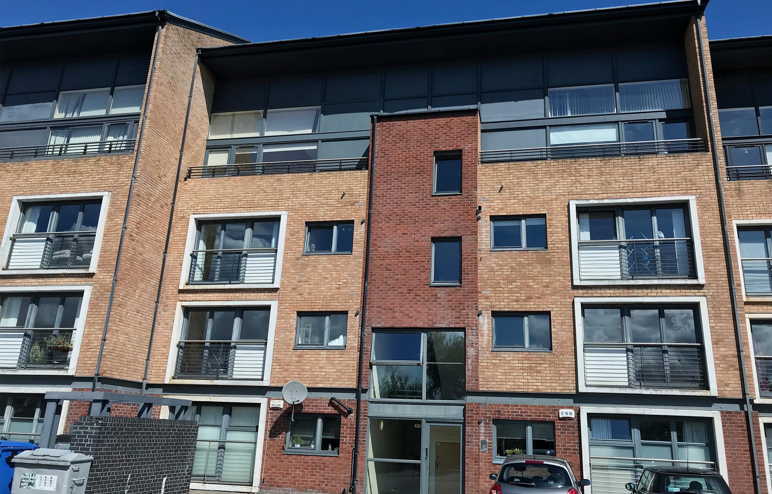 Exterior at Minerva Apartment - Citybase Apartments