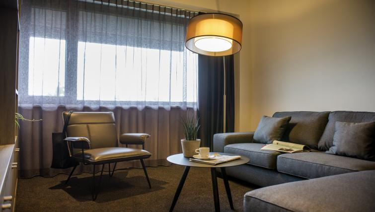 Furnishings at the Adagio Amsterdam City South Apartments - Citybase Apartments