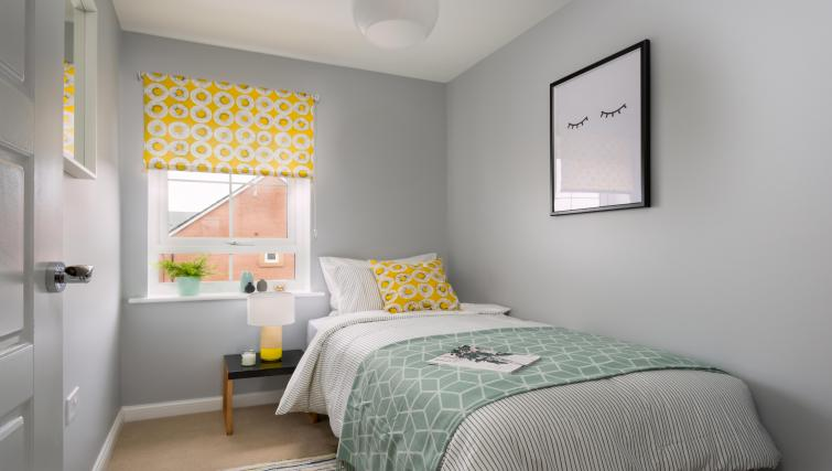 Single room at Coventry Scandi House - Citybase Apartments