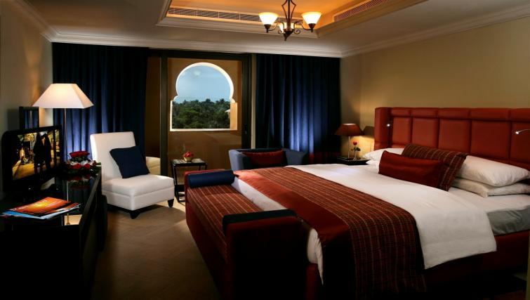 Bedroom at the Arjaan Dubai Media City Apartments - Citybase Apartments