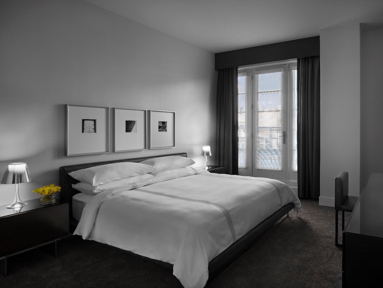 Penthouse bedroom at AKA White House, Centre, Washington DC - Citybase Apartments