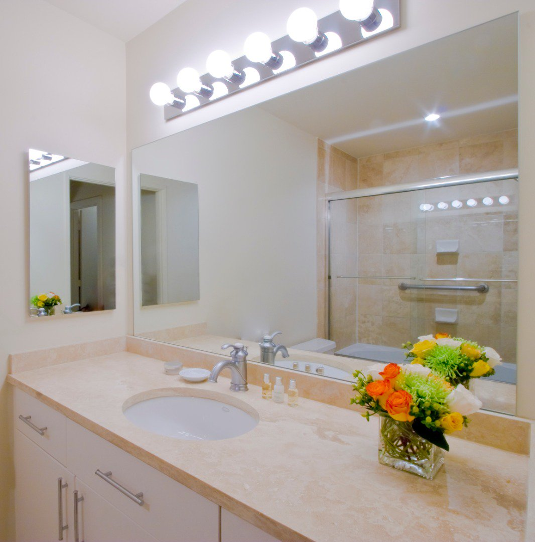 Sink at AKA White House, Center, Washington DC - Citybase Apartments