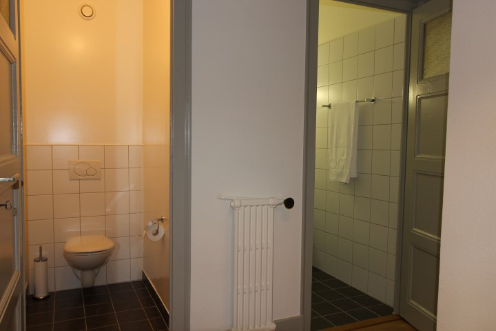 Bathroom at Le Mairie Apartments - Citybase Apartments