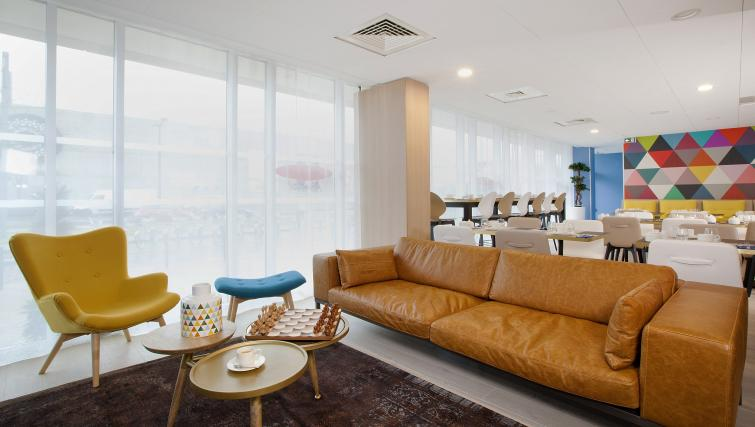 Communal lounge at Residhome Bordeaux - Citybase Apartments