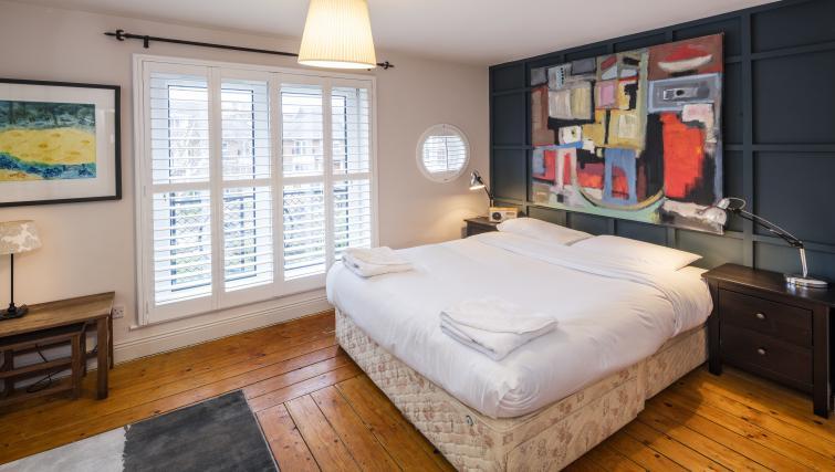 Bedroom at Ballsbridge Woods Apartment - Citybase Apartments