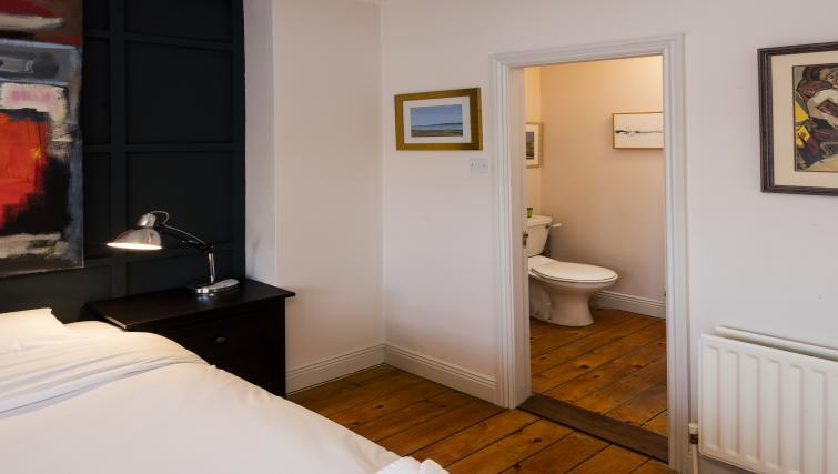Toilet at Ballsbridge Woods Apartment - Citybase Apartments