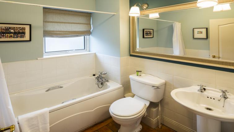 Bathroom at Ballsbridge Woods Apartment - Citybase Apartments