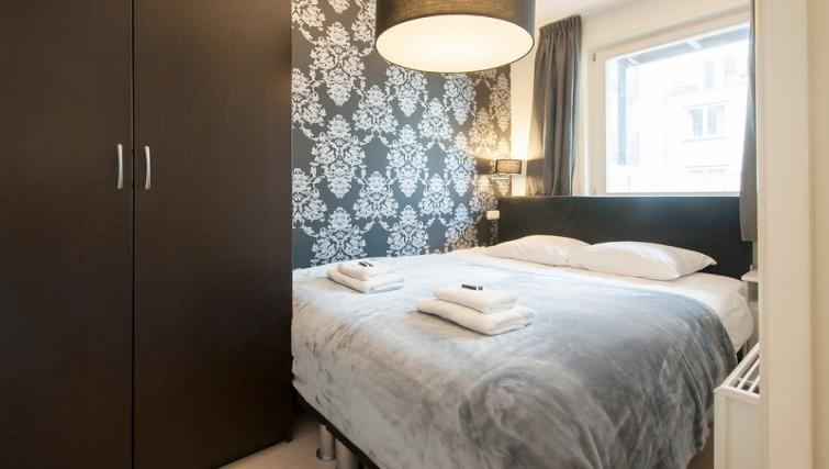 2nd bedroom at Dapper Market Apartments, Amsterdam - Citybase Apartments