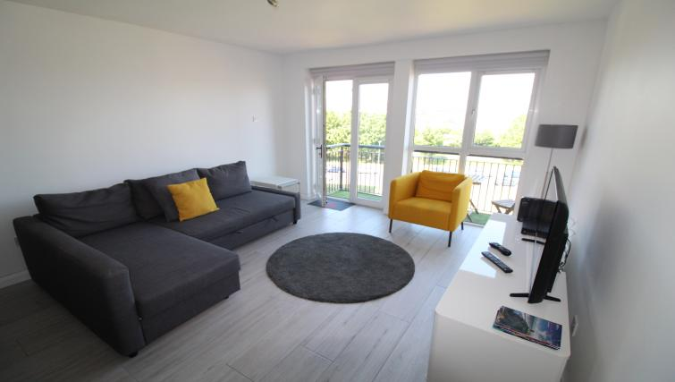 Furnishings at the Belfast Penthouse & Apart - Citybase Apartments