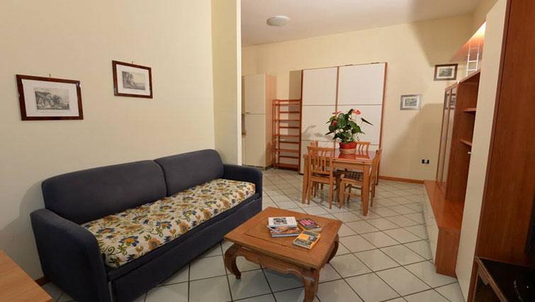 Sofa at Miramare Residence - Citybase Apartments