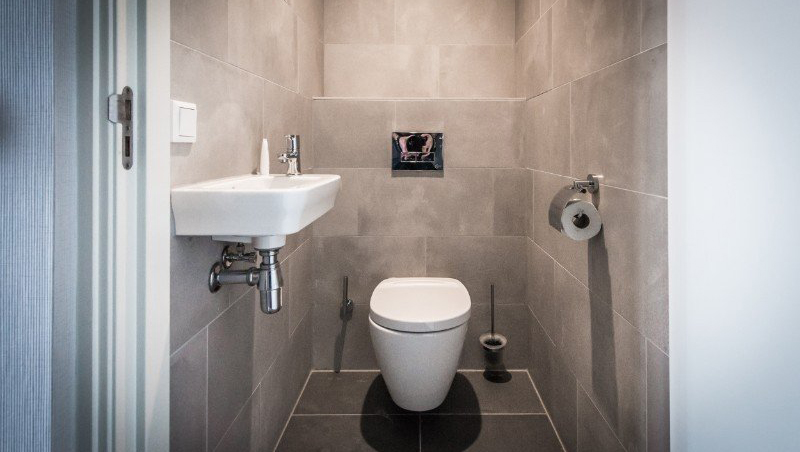 WC at Eastern Docklands Apartments, Amsterdam - Citybase Apartments