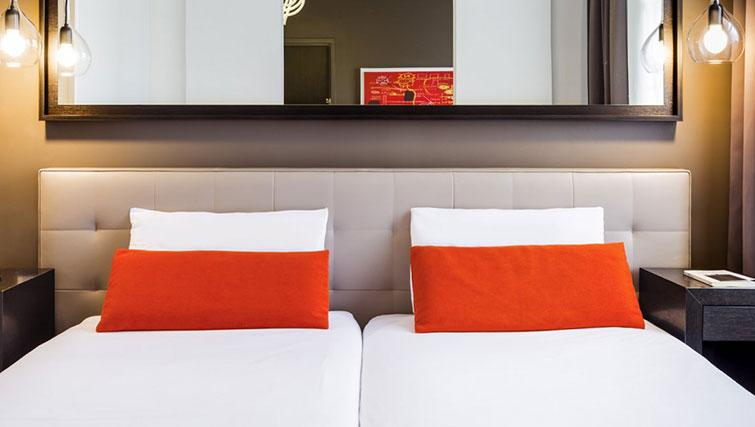 Bedroom at Hipark by Adagio Val D Europe - Citybase Apartments