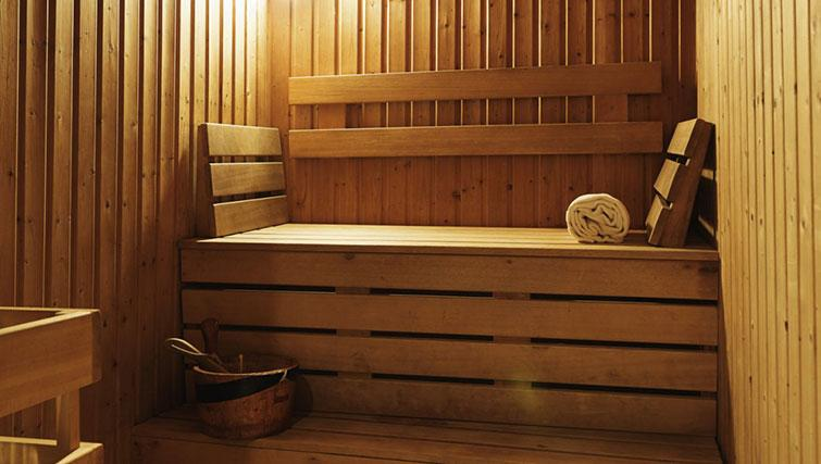 Sauna at Hipark by Adagio Val D Europe - Citybase Apartments