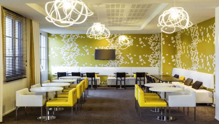 Restaraunt at Hipark by Adagio Val D Europe - Citybase Apartments