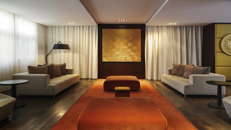 Lobby at the Hipark by Adagio Marseille - Citybase Apartments