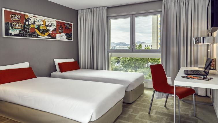 Bedroom at the Hipark by Adagio Marseille - Citybase Apartments