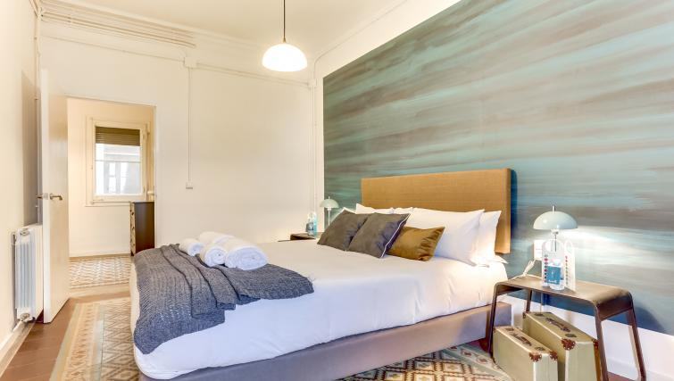 Bedroom at Aragon Apartment - Citybase Apartments
