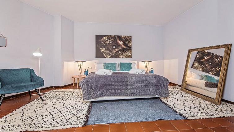 Bedroom at Bailen Apartment - Citybase Apartments
