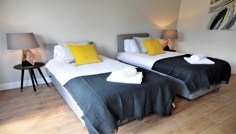 Bedroom at Langlands House - Citybase Apartments