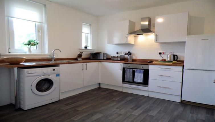 Kitchen at Calder House - Citybase Apartments