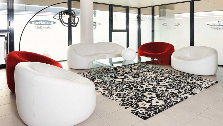 Communal area at Residhome Carrieres la Defense - Citybase Apartments