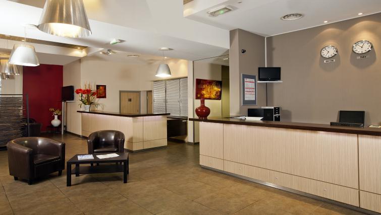 Lobby at Residhome Caserne De Bonne - Citybase Apartments