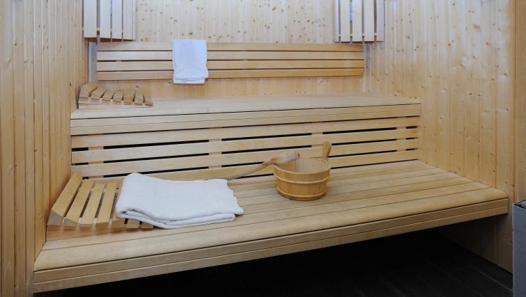 Sauna at Residhome Caserne De Bonne - Citybase Apartments
