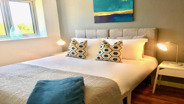 Bedroom at Rana Court Apartments - Citybase Apartments