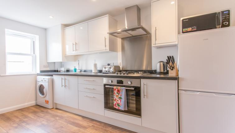 Kitchen at Rana Court Apartments - Citybase Apartments