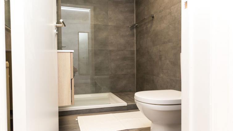 Bathroom at Avenue Michel Apartments - Citybase Apartments
